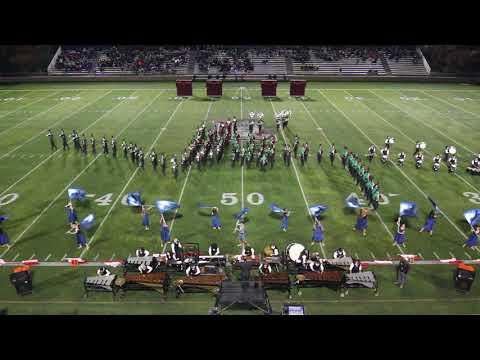 Watch This Viral Video Of The JFK Marching Band & Color Guard!